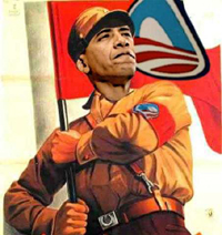 Barry Brownshirt Obama