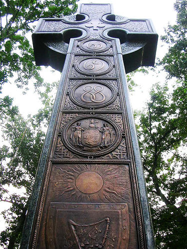 Irish Cross in Gettysburg