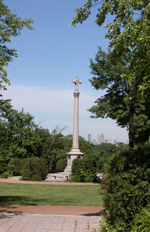 Cival War Monument - Minneapolis